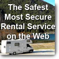 The Safest Most Secure Rental Service on the Web
